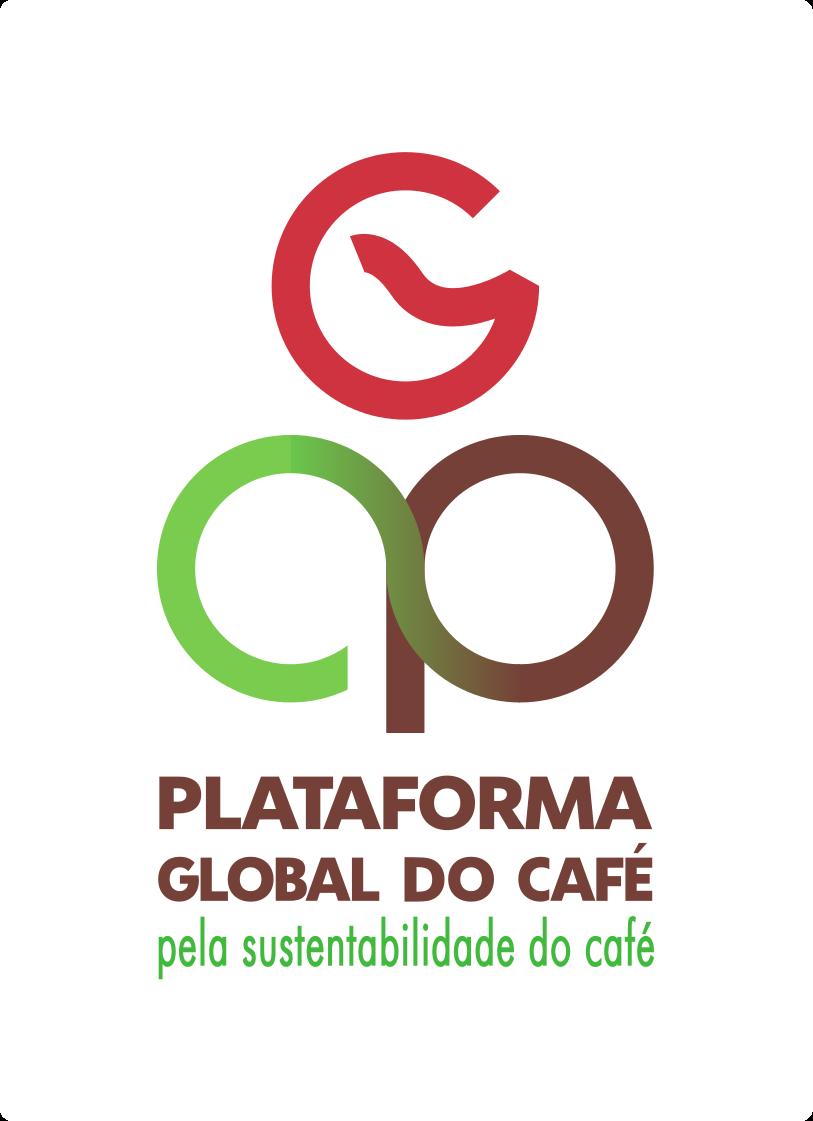 Plataforma global do cafe logo